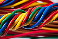 Electric Cable Stock Photos - 47602693
