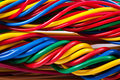 Electric Cable Stock Photography - 47602712