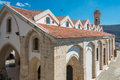 Church Of The Holy Cross Omodos Cyprus Royalty Free Stock Images - 47628969