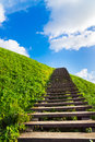 Stairway To Heaven Royalty Free Stock Images - 47630629