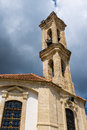 Church Of The Holy Cross Omodos Cyprus Royalty Free Stock Photo - 47632655
