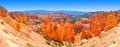 Panoramic View Of Bryce Canyon National Park - Utah, USA Stock Photography - 47658922