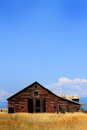 Old Weathered Barn Royalty Free Stock Images - 47669829