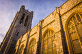 Incredible Exterior  Architecture At A Church In Hanover, Pennsy Royalty Free Stock Photography - 47687047