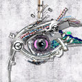 Mechanical Eye Royalty Free Stock Images - 47700119