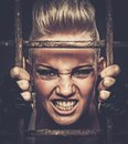 Troubled Teenager Punk Girl Royalty Free Stock Image - 47732846