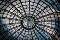 Looking Up At A Dome Inside A Building In Philadelphia, Pennsylv Stock Photo - 47757740