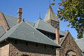 Church Roof Stock Image - 4783041