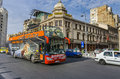 Bucharest Tour Bus Stock Images - 47830264