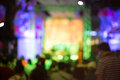 Out-of-focus Shimmering Background Of A Concert Stock Photography - 47839792