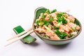 Chicken Fried Rice Royalty Free Stock Photo - 47872535