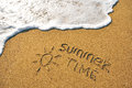 Summer Time Royalty Free Stock Image - 47873636