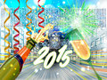 New Years Eve Background Stock Photo - 47892680