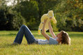 Happy Mother And Child Stock Photography - 4792212