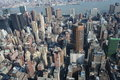 Aerial View Of New York Stock Photos - 4794923