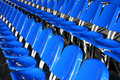 Stadium Seats Royalty Free Stock Image - 4799286
