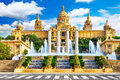 National Museum In Barcelona Stock Images - 47907154