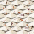 Paper Repetitive Blocks For Seamless Wallpaper Stock Photos - 47915243