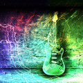 Electric Guitar Concept Stock Image - 47953301