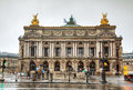 The Palais Garnier (National Opera House) In Paris, France Stock Photos - 47963083