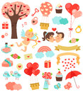 Love Icons Royalty Free Stock Photography - 47981857