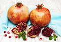 Pomegranates Royalty Free Stock Photography - 47983327
