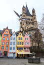 Old Colorful Houses In The City Cologne In Germany Stock Images - 47997974