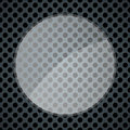 Glass On Metal Sheet Royalty Free Stock Images - 47998859