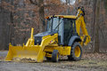 Backhoe Royalty Free Stock Photography - 484587