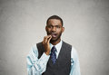 Man With Toothache Royalty Free Stock Image - 48013796
