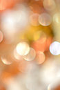 Defocused Gold Abstract Christmas Royalty Free Stock Image - 48022696