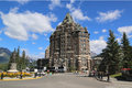 Banff Springs Hotel In The Canadian Rockies Stock Photography - 48053332