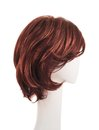 Hair Wig Over The Mannequin Head Stock Photo - 48061630