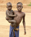 Portrait Of The African Boy. Stock Photos - 48095403