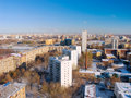 View Of Moscow Stock Photography - 4816982