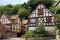 Village In Alsace Stock Images - 4817974