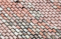 Roof Tiles Royalty Free Stock Photography - 4818047