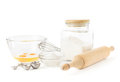 Ingredients For Baking Stock Photography - 48108042