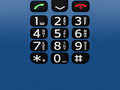 Cell Phone Buttons Stock Image - 48110301