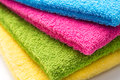 Colorful Towels Royalty Free Stock Photo - 48116405