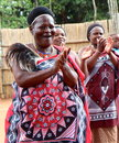 Swaziland Chief Stock Images - 48116764