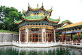 Asian Chinese Classic House Ancient Architecture China Royalty Free Stock Photography - 48125647
