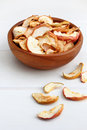 Dried Apple Fruits Stock Photos - 48131123