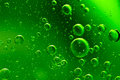 Green Bubbles Royalty Free Stock Image - 48141496