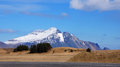 Mountain Near Hofn In East Fjords In Iceland Royalty Free Stock Images - 48160389