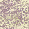 Seamless Floral Grunge Background Royalty Free Stock Images - 48161079