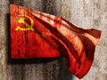 Urss Flag Royalty Free Stock Photo - 48163765