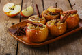 Baked Apples Royalty Free Stock Images - 48189779