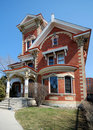 Ornate Victorian House Royalty Free Stock Photo - 4825855