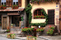 French Village, Alsace, France Stock Images - 4829574